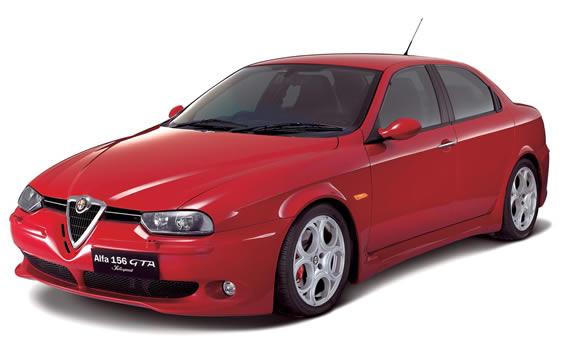 Alfa Romeo 156 4