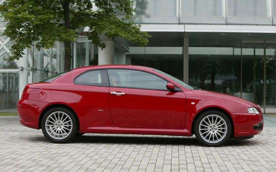 Alfa Romeo GT 3