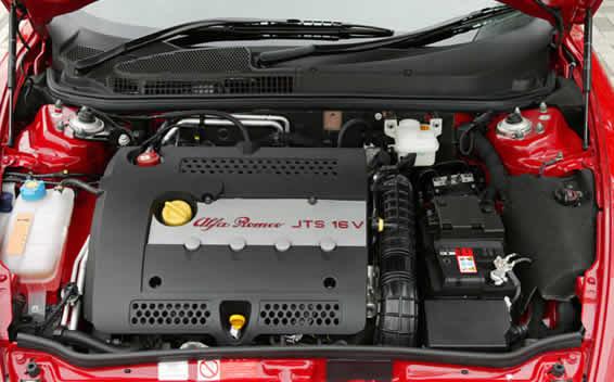 Alfa Romeo GT 8