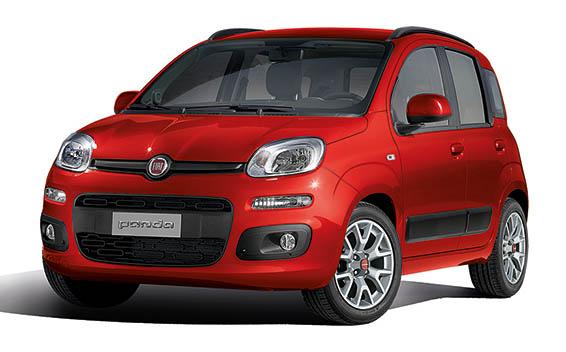 Fiat Panda 2