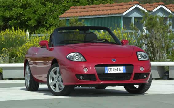 Fiat Barchetta 2