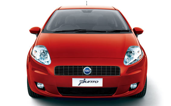 Fiat Grande Punto 1.4 DUALOGIC RHD AT 1.4 (2006)