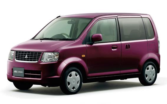 Mitsubishi eK Wagon G AT 0.66 (2012)