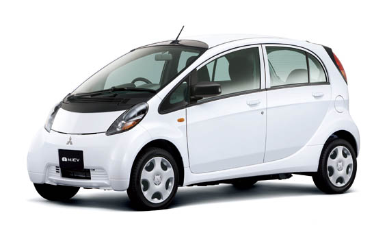 Mitsubishi i-MiEV M (2013)