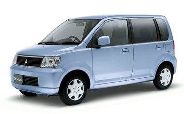 Mitsubishi eK Wagon SOUND BEAT EDITION G 4WD AT 0.66 (2004)