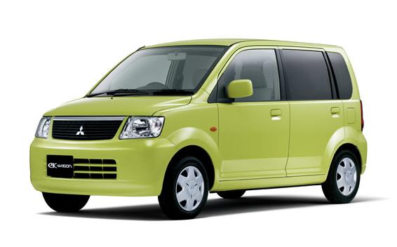 Mitsubishi eK Wagon M 4WD MT 0.66 (2005)