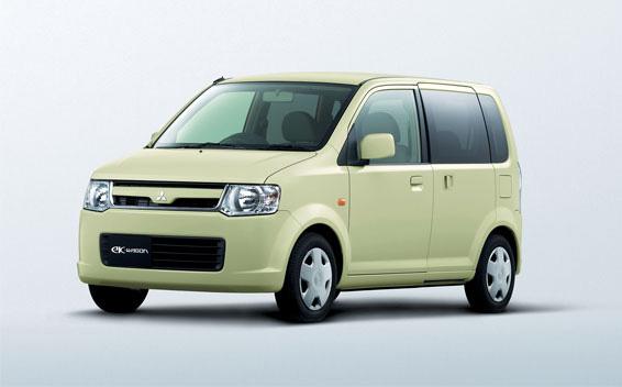 Mitsubishi eK Wagon MARBLE EDITION 4WD AT 0.66 (2006)