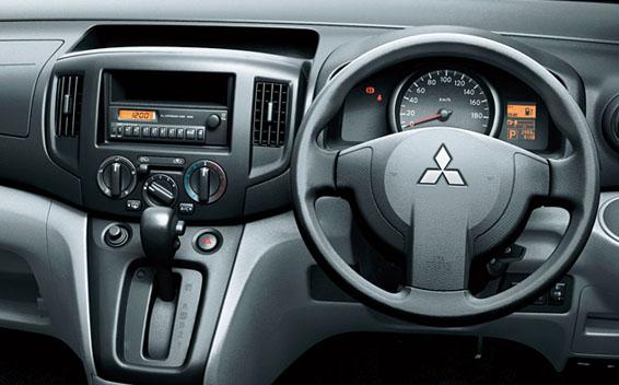 Mitsubishi Delica Van 3