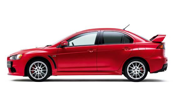 Mitsubishi Lancer Evolution X 2
