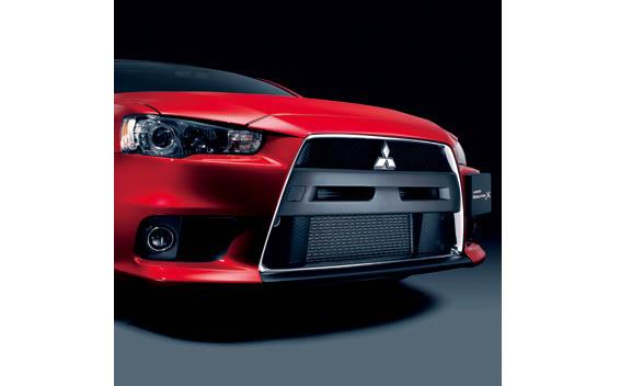 Mitsubishi Lancer Evolution X 3