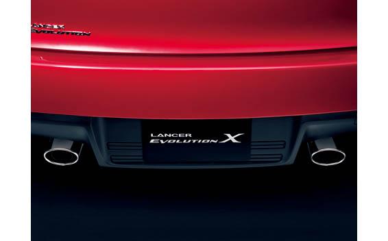 Mitsubishi Lancer Evolution X 9