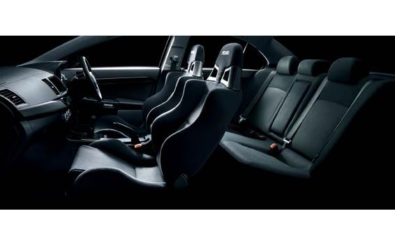 Mitsubishi Lancer Evolution X 14