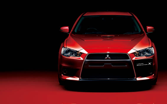 Mitsubishi Lancer Evolution X 17