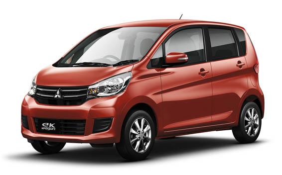 Mitsubishi eK Wagon M E ASSIST CVT 0.66 (2015)