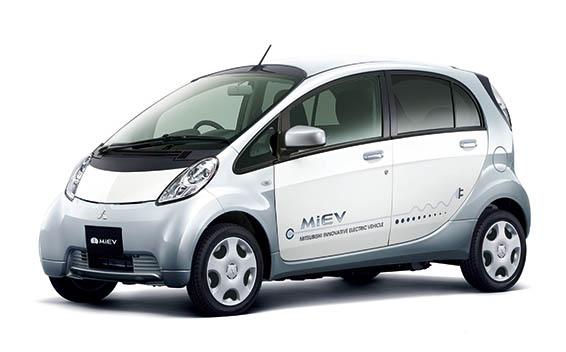 Mitsubishi i-MiEV M (2016)