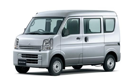 Mitsubishi Minicab Van 2