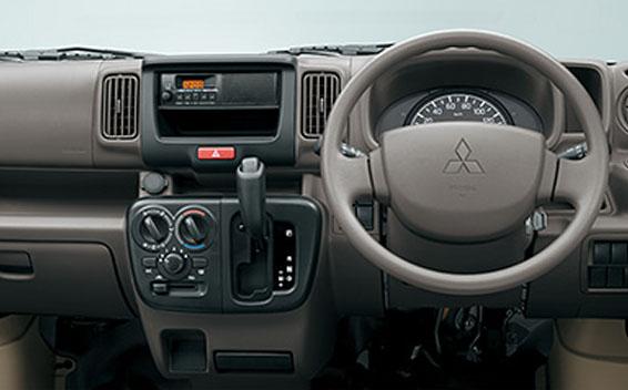 Mitsubishi Minicab Van 3