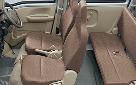 Mitsubishi Minicab Van 4