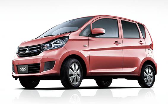 Mitsubishi eK Wagon 1