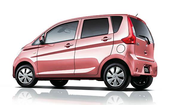 Mitsubishi eK Wagon 2
