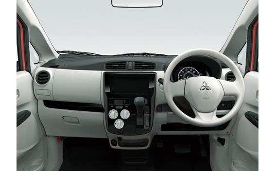 Mitsubishi eK Wagon 3