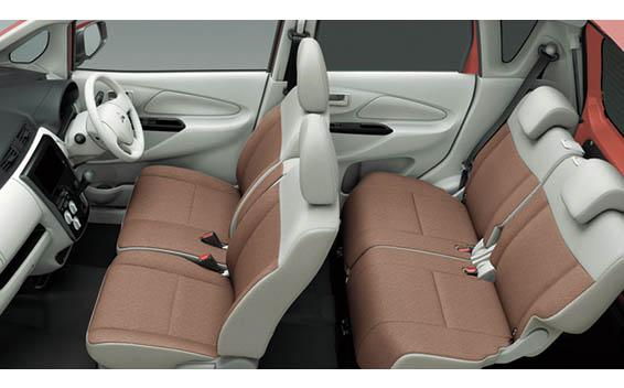 Mitsubishi eK Wagon 4