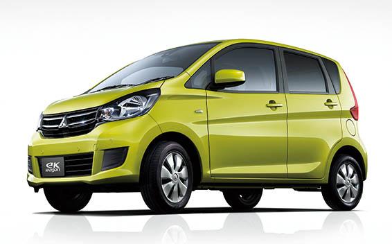 Mitsubishi eK Wagon 5