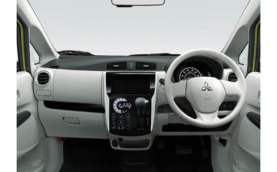 Mitsubishi eK Wagon 6
