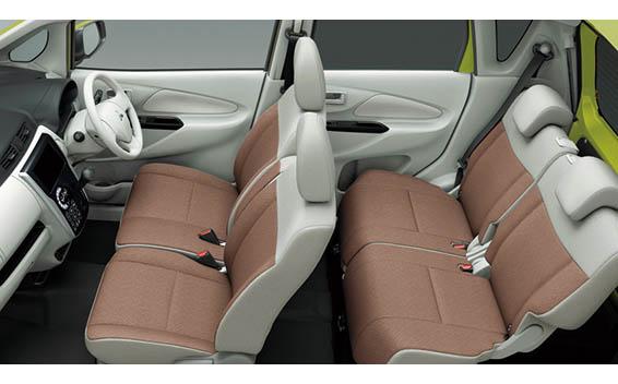 Mitsubishi eK Wagon 7