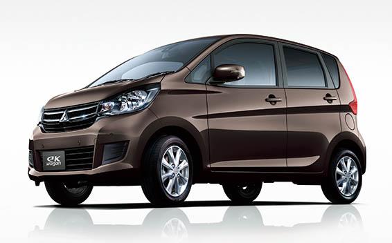Mitsubishi eK Wagon 8