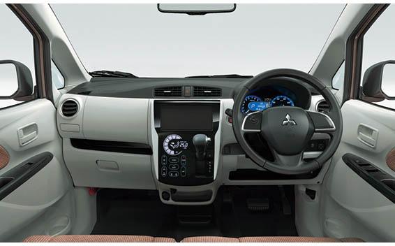 Mitsubishi eK Wagon 9
