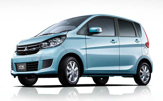 Mitsubishi eK Wagon 11
