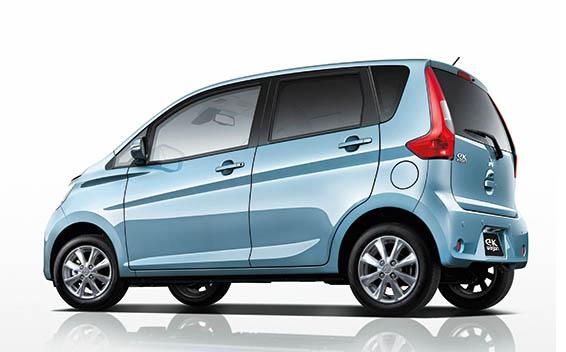 Mitsubishi eK Wagon 12