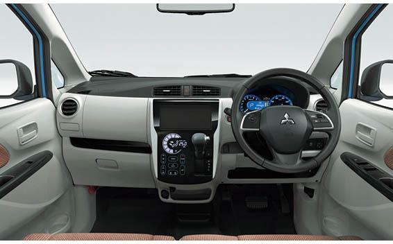Mitsubishi eK Wagon 13