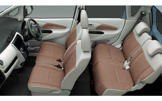 Mitsubishi eK Wagon 14