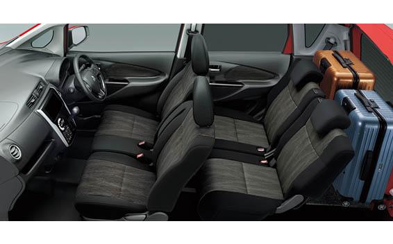 Mitsubishi eK Wagon 16