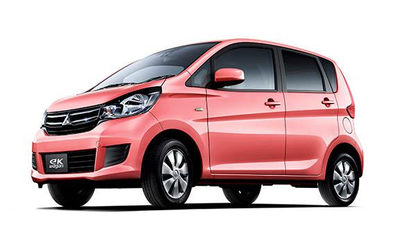 Mitsubishi eK Wagon 19