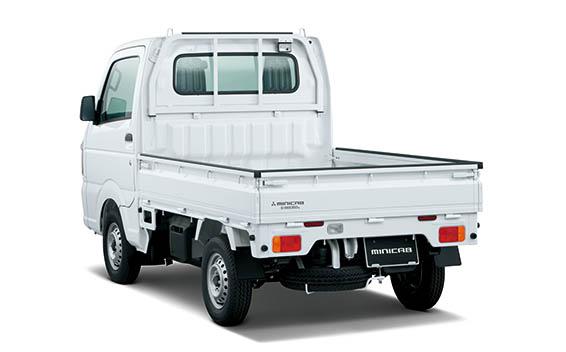 Mitsubishi Minicab Truck 2