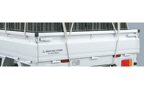 Mitsubishi Minicab Truck 5