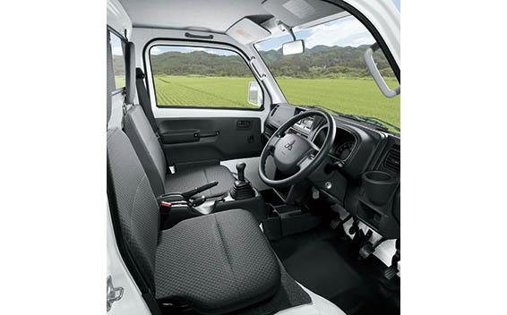 Mitsubishi Minicab Truck 11
