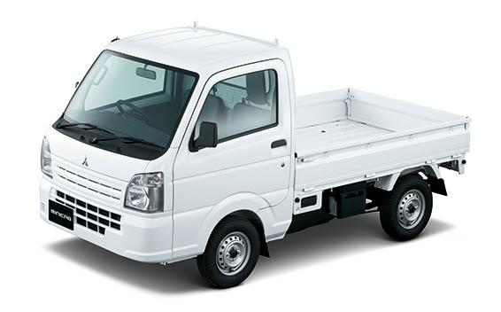 Mitsubishi Minicab Truck 18