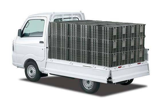 Mitsubishi Minicab Truck 19
