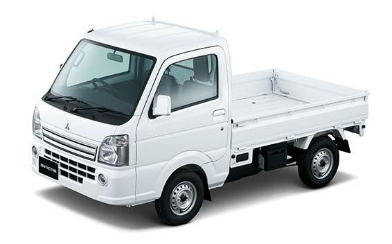 Mitsubishi Minicab Truck 22
