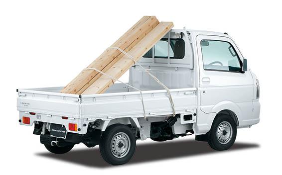 Mitsubishi Minicab Truck 23