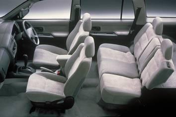 Mitsubishi Challenger 3