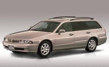 Mitsubishi Diamante Wagon