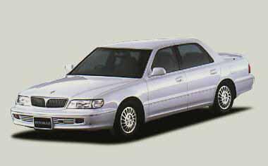 Mitsubishi Debonair 1