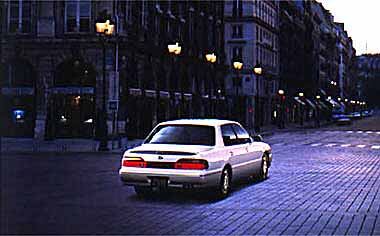 Mitsubishi Debonair 2
