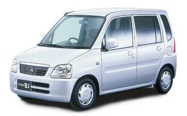 Mitsubishi Toppo Bj 1