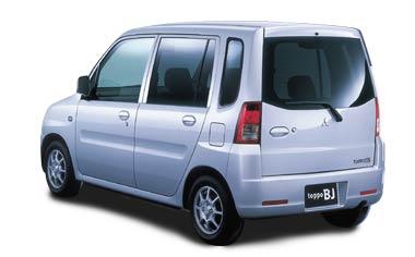 Mitsubishi Toppo Bj 2